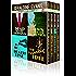 RAFFERTY & LLEWELLYN BOXED SET: BOOKS 1 TO 4