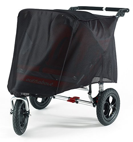 OUT N ABOUT FUNDA UV SILLA - CARRICOCHE DOBLE