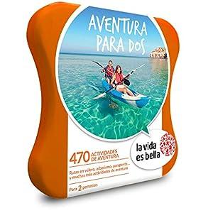 parapente: Smartbox LA Vida ES Bella - Caja Regalo - Aventura para Dos - 470 experiencias d...