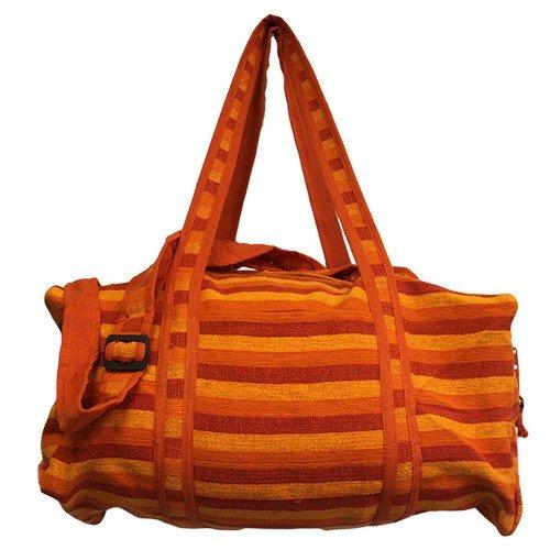 Sunrise Home Möbel (Sunrise Orange Design–Farbenfrohe Nepal Reise Urlaub Staubbeutel Qualität Baumwolle AW)