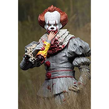 NECA film dell/'orrore Un Incubo on Elm Street Freddy Krueger Action Figure Toys UK