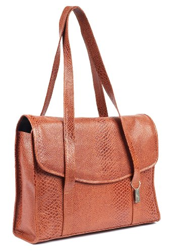 claire-chase-belize-computer-handbag-brown-croc-one-size