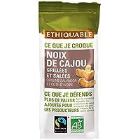 Ethiquable cookies noix de cajou et pépites chocolat bio 175g - Prix Unitaire - Livraison Gratuit Sous 3 Jours