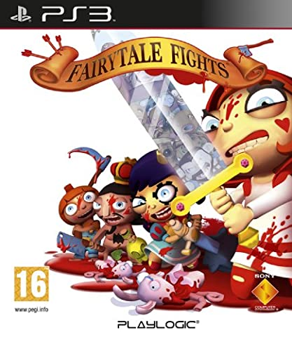 Fairytale Fights (PS3) [import (Bunny Hood)