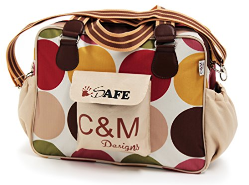 iSafe Baby Changing Bag – C&M Designs 51RulY E 2B3L
