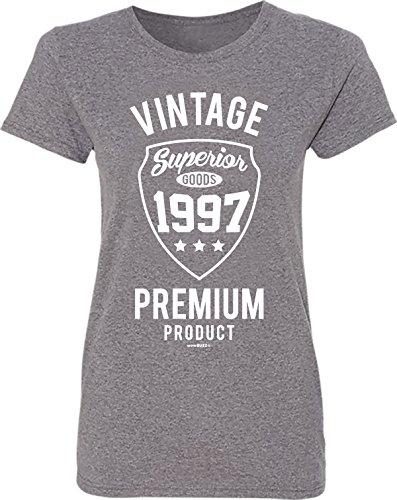 21st Birthday Gifts For Women Vintage Premium 1997 T Shirt