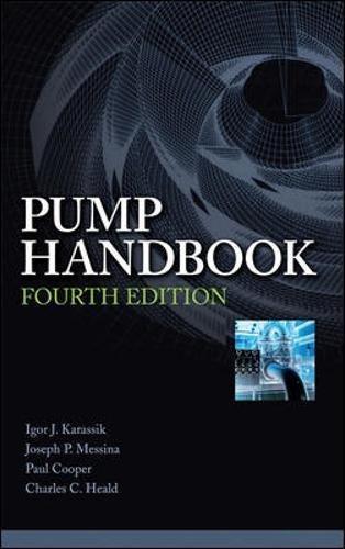 Pump Handbook por Igor Karassik