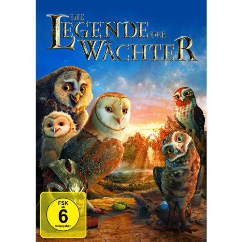 Die Legende der Wächter (DVD)
