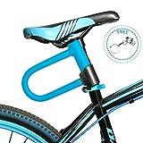 Westgirl Antivol de vélo avec 1,2m Flex câble - Best Reviews Guide