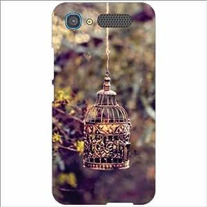 Intex Aqua Y2 Pro Cage - Silicon Phone Cover