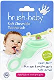 Brush-Baby Chewable Toothbrush (Blue)