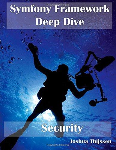 Symfony Framework Deep Dive - Security