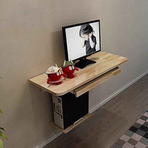 FEI Bequem Großer Bildschirm Schreibtisch für Schreibtische Bildschirm Riser für Computer, Laptops und TVs 80cm / 120cm Stark und langlebig ( Farbe : 80cm ) (60 Großen Tv-bildschirm)