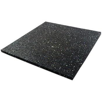 Tapis Anti Vibration Pour Machine A Laver De Dimensions 60 X 60 X 1