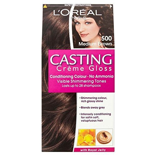 L'oreal Paris Casting CrÚme 500 Medium Brown by L'Oreal Paris