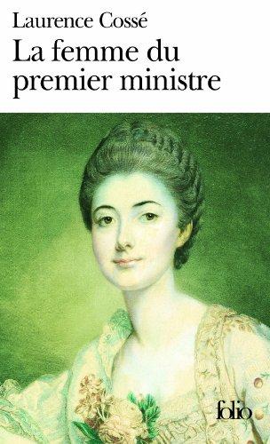 La Femme du premier ministre par Laurence Cossé