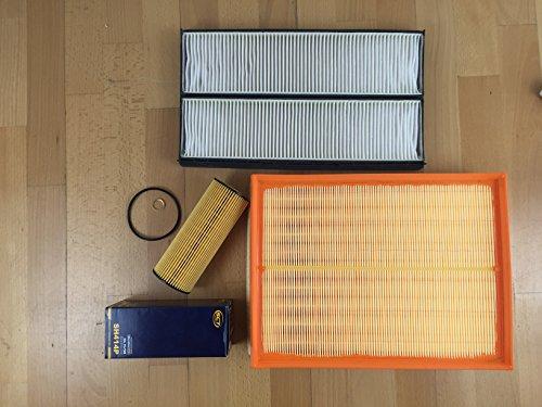 Preisvergleich Produktbild Ölfilter Luftfilter Pollenfilter