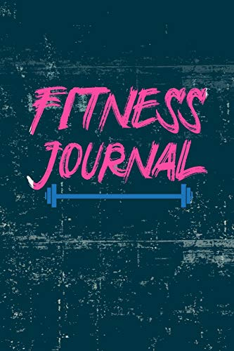 Fitness Journal: Workout Lined Notebook V2