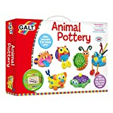 Galt- Pottery Toys Poterie Animaux, 1005077, Multicolore