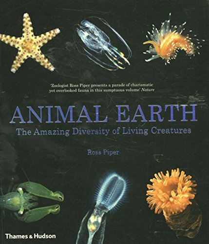 Animal Earth: The Amazing Diversity of Living Creatures par Ross Piper