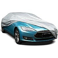 INTEY Funda de coche Anticongelante, impermeable y antipolvo para polvo y agua, Dimensión de 4.8 * 1.75 * 1.2 M