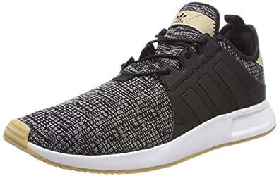 adidas X_PLR, Scarpe da Fitness Uomo, Nero (Negbás/Gum3 000), 43 1/3 EU
