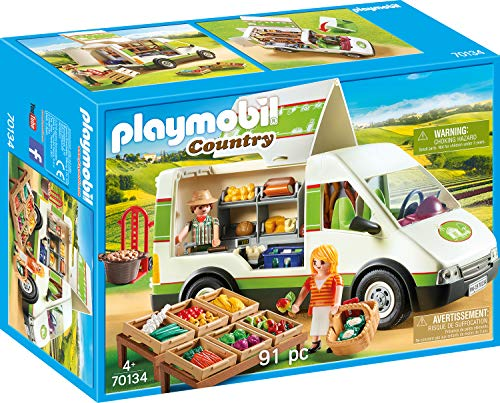 Playmobil 70134 Country véhicule hofladen Multicolore