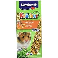Vitakraft - 25152 - Kräcker au Miel Hamsters P/2
