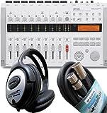 Zoom R-16 R16 Recorder + Keepdrum Mikrofonkabel + Keepdrum Kopfhörer