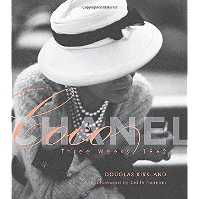 Coco Chanel: Three Weeks / 1962