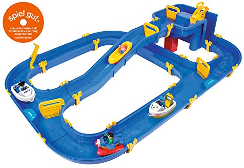 BIG 55100 - Waterplay Niagara, blau (Swing-sets Teile)