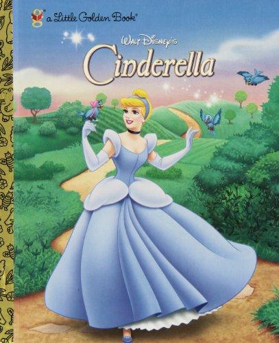 Walt Disney's Cinderella (Little Golden Books (Random House))