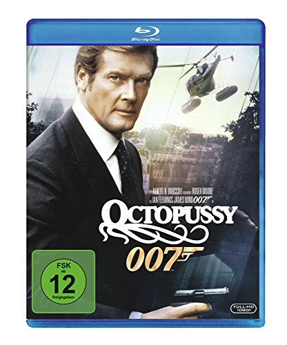Bild von James Bond - Octopussy [Blu-ray]