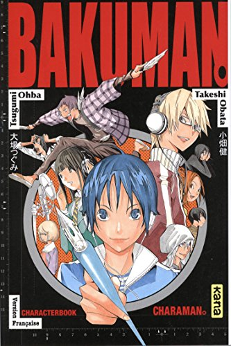 Bakuman Character Guide