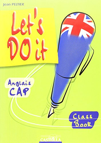 Anglais CAP Let's do it : ClassBook