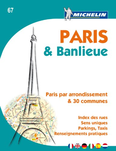Plan paris&banlieue format a4