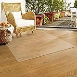 lililili Pvc-matte für teppiche,Büro-stuhl-matte für teppichböden, Wasserdicht,Anti-schleudern,Multi-purpose floor protector,1.5mm stärke und verschiedenen größen- 60x90cm(24x35inch)