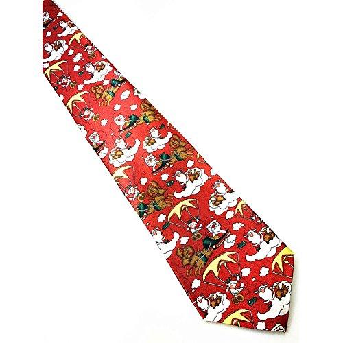 Weihnachten Krawatten Kostüm Weihnachten Männer Frauen Kinder Baby Krawatte Weiche Charakter Krawatte 9,5 cm 140 cm Weihnachtsmann von - Mann-baby-kostüm