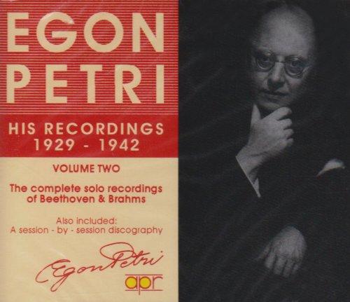 Egon Petri Vol.2
