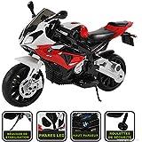 Moto électrique pour enfant 12V (licence BMW) 4 couleur disponible
