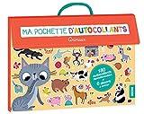 MA POCHETTE D'AUTOCOLLANTS - SPECIAL ANIMAUX...