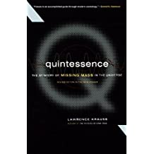 Quintessence: The Mystery of Missing Mass in the Universe by Krauss, Lawrence M. (2000) Taschenbuch