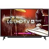 LG 108 cm (43 Inches) 4K UHD LED Smart TV 43UK6780PTE (Black) (2018 model)