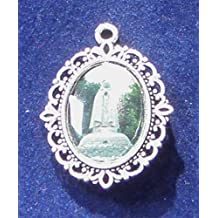 Saint Abigail of Ireland Religious Medal, Gaelic name Gobnait, Patron saint of bees and beekeepers