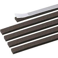 Monacor 12.2240 - cinta de sellado de espuma para altavoz (5 unidades)