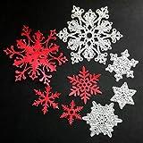Stanzschablonen Metal Cutting Dies Jamicy® 3D Frohe Weihnachten Metall Stanzformen Schablonen Scrapbooking Präge DIY Handwerk (D)