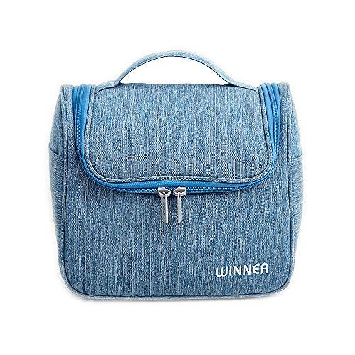 Borsa da Toeletta WINNER Borsa da Viaggio Appesa Borsa Cosmetica Impermeabile per Uomini e Donne in Palestra / Viaggio / Famiglia