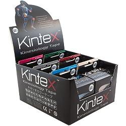 """6 Rollen Kinesiologie Tape Mit Aufsteller Kintex """"Classic"""" 5cm X 5m Kintex Kinesiologie Tape 5cmx5m"""