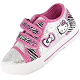 Hello Kitty Mädchen Upton Canvas Sneaker