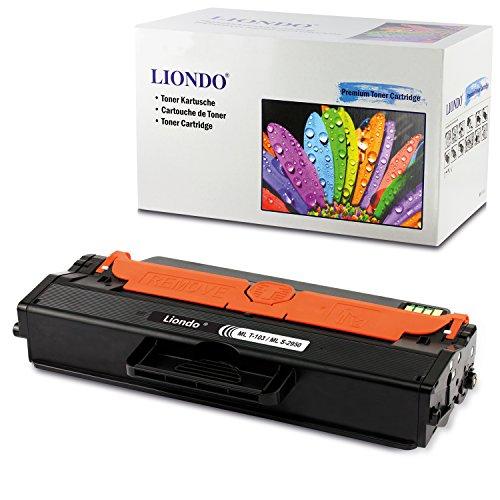 Preisvergleich Produktbild Liondo Premium Toner Kompatibel zu Samsung ML-2950,  MLT-D 103L,  ML-2951 D,  ML-2955 DW,  SCX-4720 Series - Schwarz